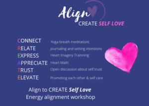 Energy Alignment Training